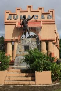 Monumento al Cacique de Humacao (Foto suministrada)