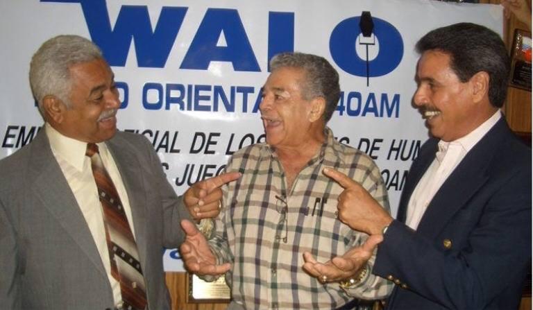 (Pedro Cruz Cruz, Gilberto Rivera Ortiz y Rubén Lugo)