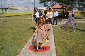 """(El Parque Pacheco en Juncos será el primer """"Born Learning"""")"""