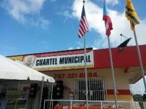 Cuartel Municipal