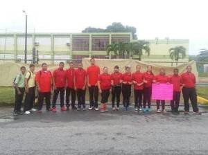 (Estudiantes de la Escuela Luis Muñoz Marín)