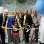Inauguran nueva Sala Familiar de pediatría en Hospital Ryder