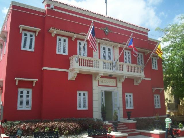 Alcaldía San Lorenzo