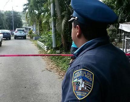 Policía_Humacao_escena