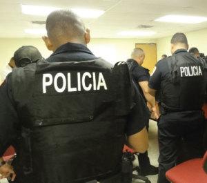 Policia Municipal Humacao