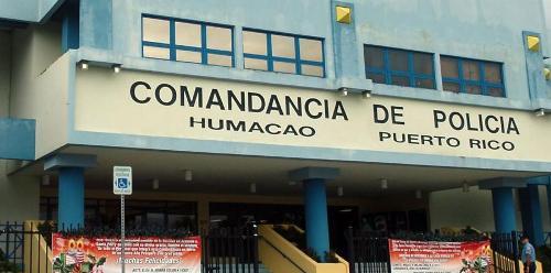 Comandancia Policia Humacao_Cuartel