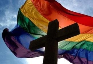 Cruz_LGBTT-Iglesia Católica