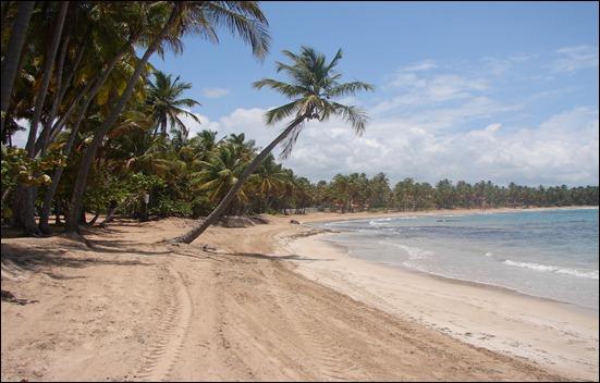 Punta Santiago-playa-Humacao