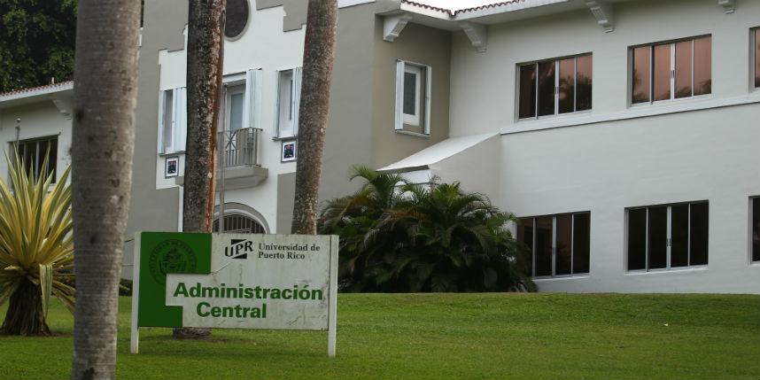 UPR-Oficinas centrales-Jardín Botánico 2