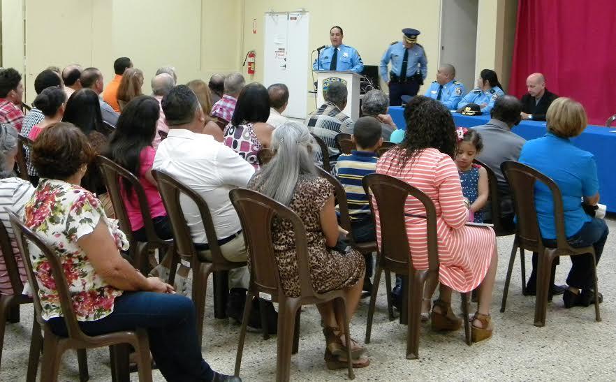 Consejos Comunales de la Policia