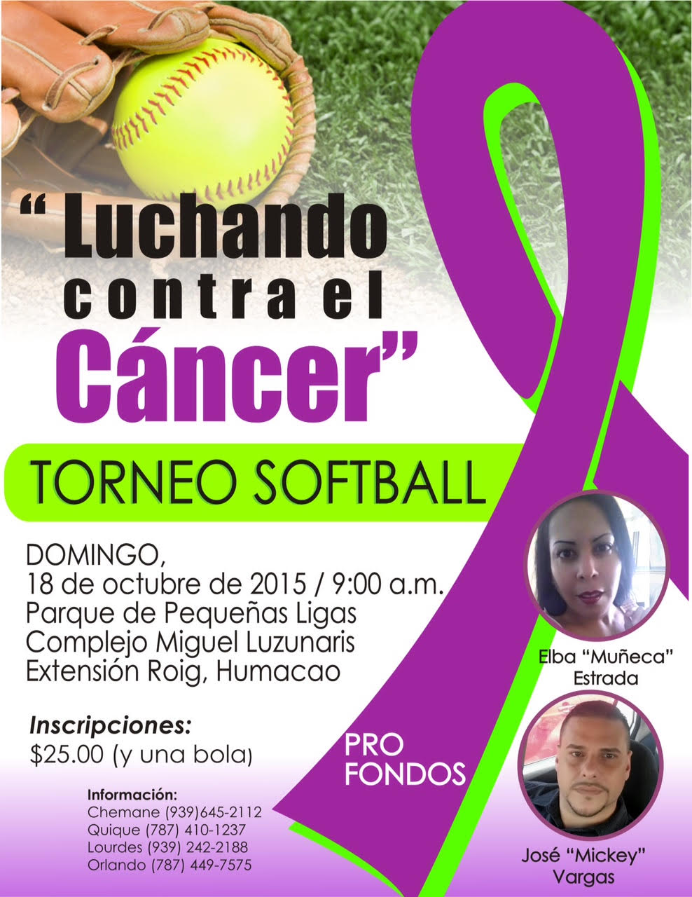 Luchando contra el cancer