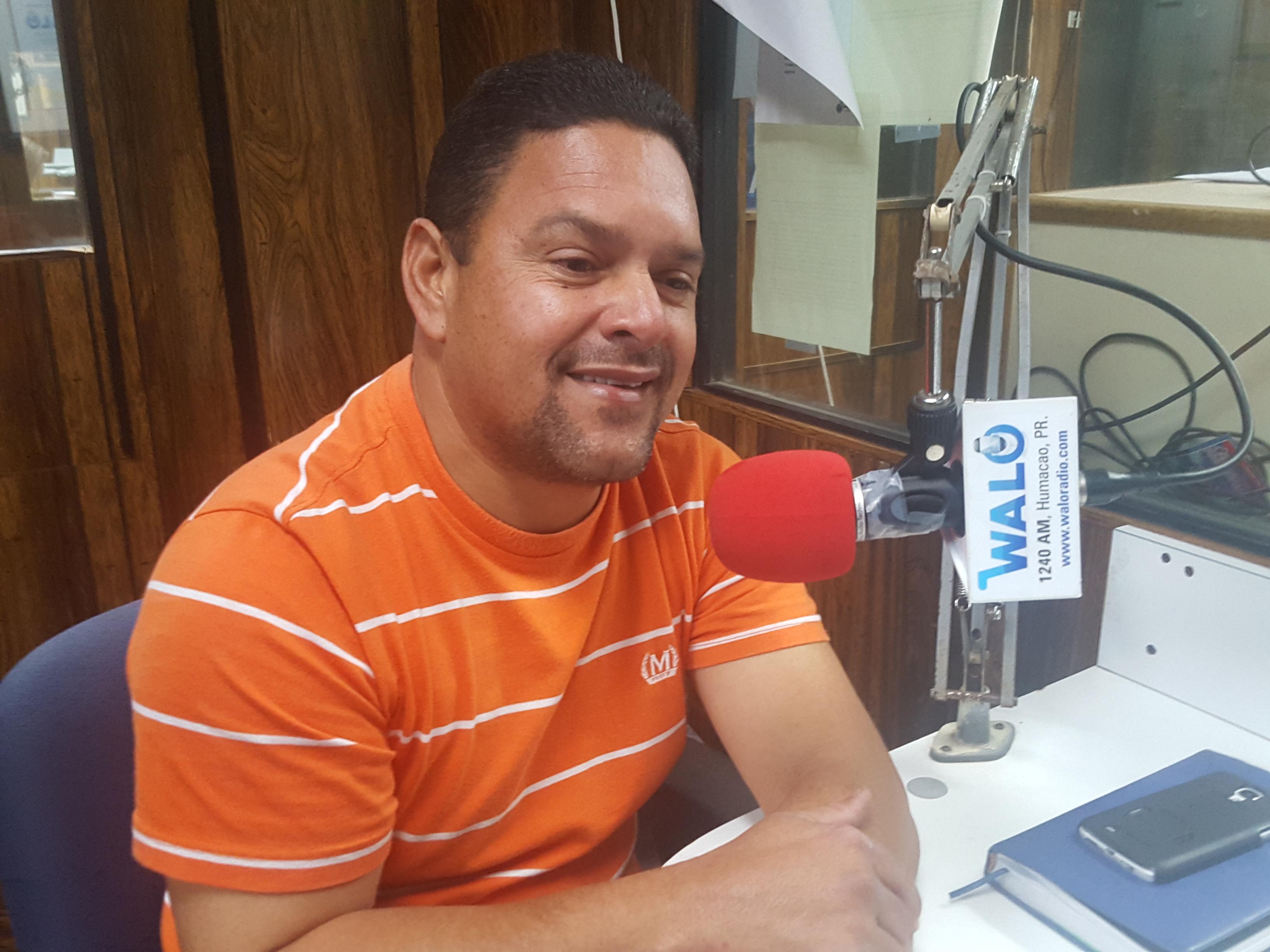 Presidente PNP Yabucoa-Javier Colon