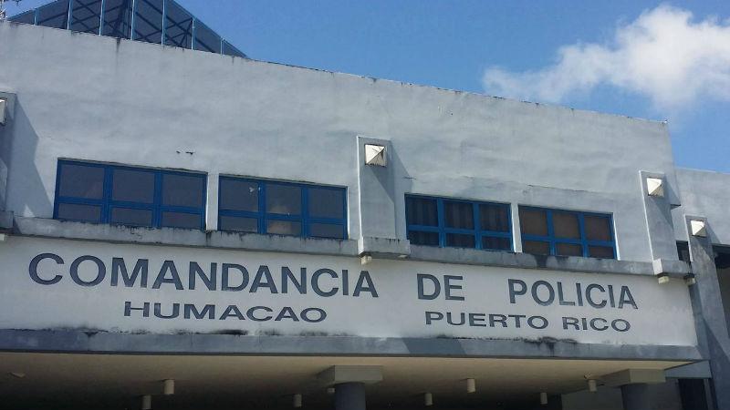 Policia Puerto Rico HUmacao