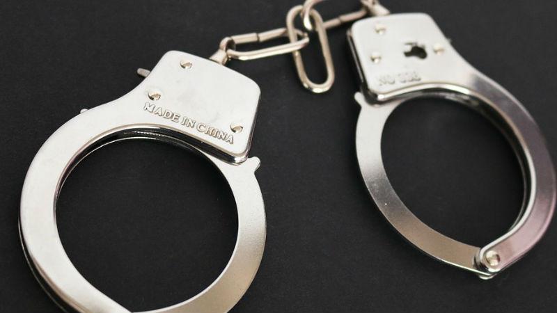 Esposas Arresto 800 450