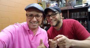 Obed Borrero y Luis Jiménez en New York